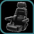 fotel kapitański