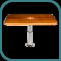 stół na łódź