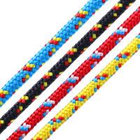 Liny żeglarskie kolorowe